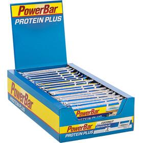 PowerBar ProteinPlus + Minerals - Nutrition sport - Coconut 30 x 35g